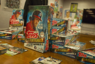 Topps SPAC merger with Mudrick Capital dies because MLB killed 70-twelve months-frail trading card deal