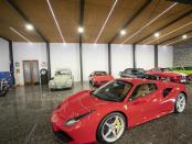 'Insane' mansion boasts epic storage, nightclub
