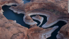The Southwest's most important river is drying up