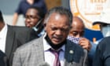 Rev Jesse Jackson in hospital with Covid-19