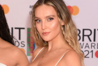 Perrie Edwards fans think she's in labour as Alex Oxlade-Chamberlain pulls out of football game