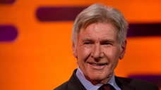 Might presumably also unbiased the force be with you, Harrison Ford tells retiring firefighter