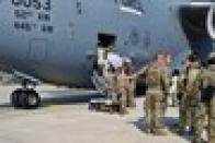Afghan refugee goes into labor on U.S. evacuation flight, gives birth on landing