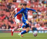 English Premier League – LIVE scores: Sunday 22 August 2021