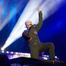 Slipknot's Corey Taylor 'very, very sick' with Covid-19