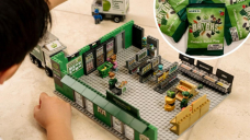 Woolworths supermarket launches new promotion where you score free Lego-fashion Woolworths Bricks
