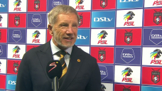 Kaizer Chiefs' Stuart Baxter gives honest solution: 'Cheque book is not the resolution'