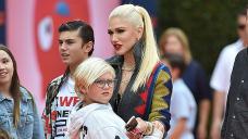 Gwen Stefani Celebrates Son Zuma's 13th Birthday With Sweet Family Pic After Marrying Blake Shelton