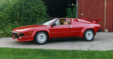 The Lamborghini Jalpa Was as soon as The Countach's Laid Motivate Toddler Brother