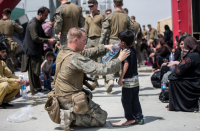 Hundreds of Afghans flee from Kabul, Aug 31 may not be enough