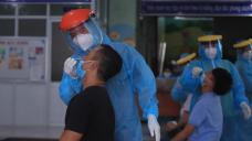 Vietnam lockdown in Ho Chi Minh City
