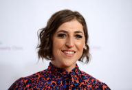 Mayim Bialik tapped as first 'Jeopardy!' guest host after Mike Richards controversy