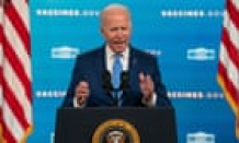 'Get it today': Biden urges Americans to get Pfizer vaccine after FDA approval – video