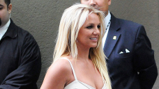 Britney Spears Models Attractive White Costume & Says She Simplest Went Out Twice All over Vegas Residency