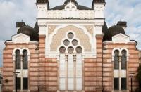 Bulgarian synagogue vandalized with Nazi graffiti