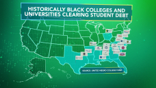 Clark Atlanta University, HBCUs across the country clear student balances and cancel debt with federal funds