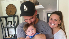 My 'Small Family'! Brittany Cartwright, Jax Taylor's Only Pics With Cruz