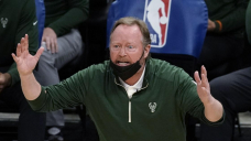 NBA champion Bucks sign Budenholzer to contract extension