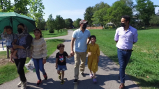 'Everything looks aloof': Family rescued from Afghanistan reflects on new life in Canada