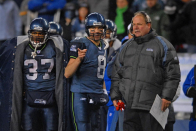 Seahawks announce Mike Holmgren, Matt Hasselbeck will join ring of honor