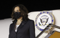 Kamala Harris kicks off Vietnam visit by calling out China's 'bullying' tactics