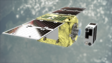 Astroscale successfully demos in-dwelling put off-and-start system to clear orbital debris