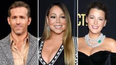 Ryan Reynolds Gushes Over Mariah Carey on Companion Blake Stuffed with life's Birthday