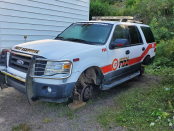 'Very humbling': Community rallies to replace tires stolen off volunteer fire department vehicle