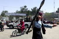 Suicide bombing leaves multiple injured at Kabul airport