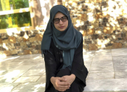 Afghanistan's top high school graduate fears for her future