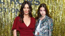 Catherine Zeta-Jones Reminisces About Daughter's, 18, Younger Years As She Heads To College