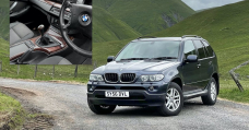 I Bought A Stupidly Uncommon Manual BMW X5, And It is A A long way Larger Automotive Than I'd Anticipated