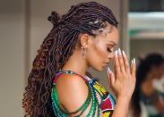 'There's no need to fear': How Pearl Thusi overcame her fear of the jab