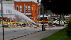 Three hospitalized, widespread damage after Wheatley, Ont. building explosion