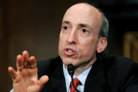 SEC steps up research into brokers' 'gamification' of trades, Chair Gary Gensler says