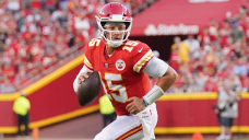 Kansas City Chiefs QB Patrick Mahomes named top player in NFL by his peers for first time
