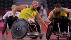 Steelers suffer Para rugby semi loss to US