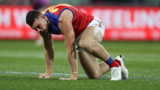 Lions' Dan McStay concussed in AFL final