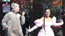 Camila Cabello Dresses As Her 'Cinderella' Persona Alongside James Corden's 'Mouse' For Musical Sketch