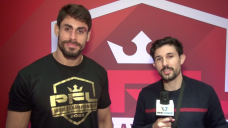 Now in the light heavyweight finals, Antonio Carlos Junior enjoying PFL format: 'It's working pretty well for me'