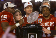 Contributors of ESPN College Gameday Crew pick Sooners to win Nationwide Championship