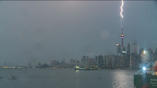Injury reported in Etobicoke as line of severe thunderstorms move through Toronto
