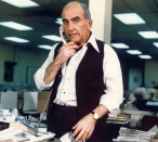Iconic Actor Ed Asner Needless at 91:'Goodnight Dad, We Admire You'