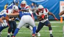Rhamondre Stevenson scored an epic touchdown and Patriots fans loved it