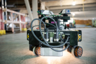 Rugged showcases its format-printing construction robots