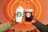Starbucks Pumpkin Spice Latte returns to Starbucks this week along with new menu items