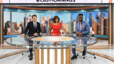 Unique co-host Burleson set for 'CBS Mornings' debut next week