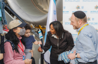 Israel receives narrative-breaking 1,900 North American olim in August