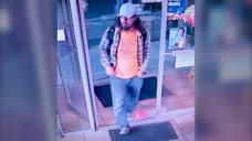 Mounties in B.C. release image of man wanted for peeing on Dairy Queen counter after mask dispute