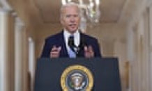 Biden declares 'it was time to end this war' in Afghanistan – as it happened